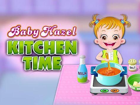 لعبة عسلي وقت المطبخ In 2020 Baby Hazel Kitchen Time Baby