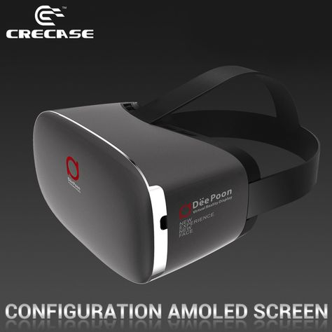 Find More 3D Glasses/ Virtual Reality Glasses Information about Oculus Rift DK2 VR Glasses Configuration AMOLED screen Deepoon E2 Virtual Reality Helmet for Fully Compatible PC 3D Games Movies,High Quality helmet filter,China e2 titanium Suppliers, Cheap helmets usa from GUANGZHOU CRECASE FLAGSHIP STORE on Aliexpress.com