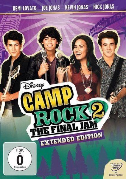 Dvd Camp Rock 2 Camp Rock Joe Jonas Demi Lovato