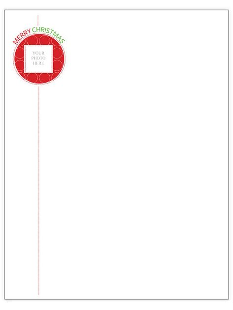 templates for christmas letters