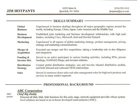 Alessa capricee (alessacapricee) on Pinterest - Example Of A Resume Summary