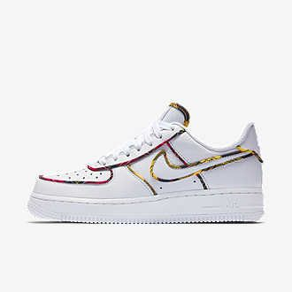 Nike Air Force 1 Low Tartan Stylish Sneakers Tartan Shoes Casual Sneakers