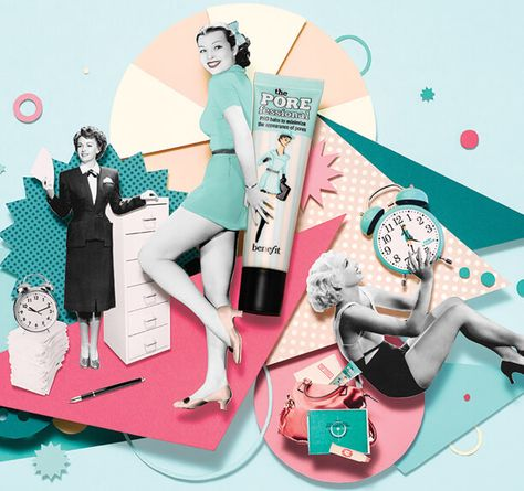 It's PORE o'clock somewhere for the professional woman! Apply the POREfessional for a midday perk-me-up and get back to business!