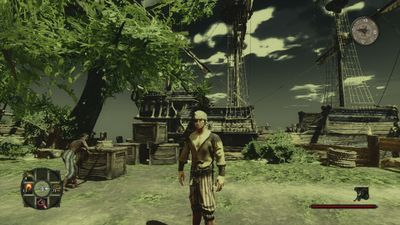 Risen 2: Dark Waters - Games like Fable 3, Anniversary on PC