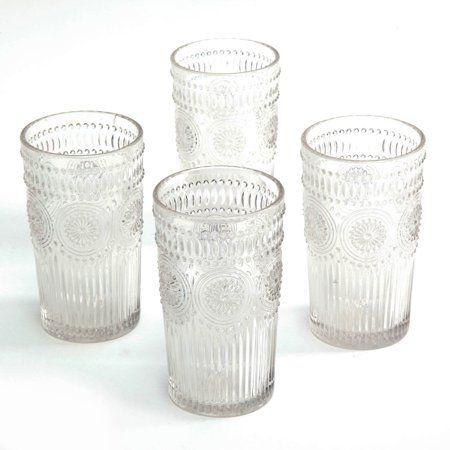 Home Pioneer Woman Glasses Glass Tumbler Pioneer Woman