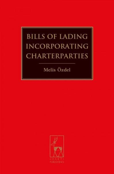 Bills of Lading Incorporating Charterparties Products - blank bill of lading