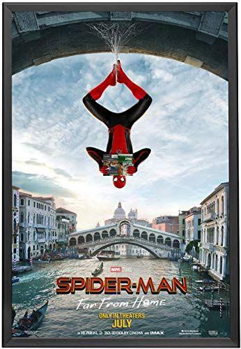 Spider-Man Movie Poster Print Wall Art Photo 8x10 11x17 16x20 22x28 24x36 27x40