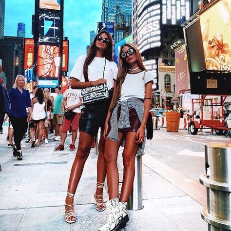 Influenciadora em Nova Iorque (Idéias para fotos legais pro Instagram)