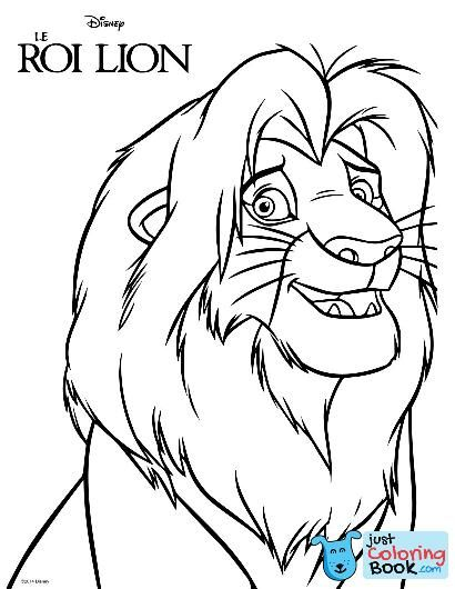 Best Free Lion King Scar Coloring Pages Design Coloring With Download Barbary Lion Coloring Page Lion Coloring Pages King Coloring Book Animal Coloring Pages