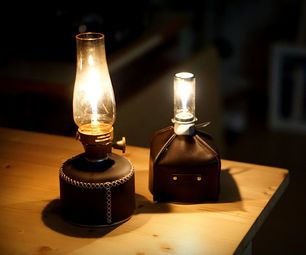 Gas Canister Sleeve Instructables Canisters Novelty Lamp Edison Light Bulbs