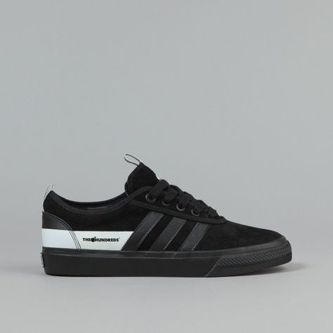 Adidas X Nba X The Hundreds Adi Ease Adv Black White