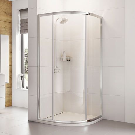Roman Haven 900 X 900 X 1900mm One Door Quadrant Shower Enclosure Victorian Plumbing Uk Quadrant Shower Quadrant Shower Enclosures Shower Enclosure