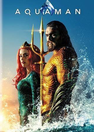 Aquaman 2018 Dvd Special Edition 2 Disc Trivoshop In 2021 Aquaman Aquaman 2018 Dvd