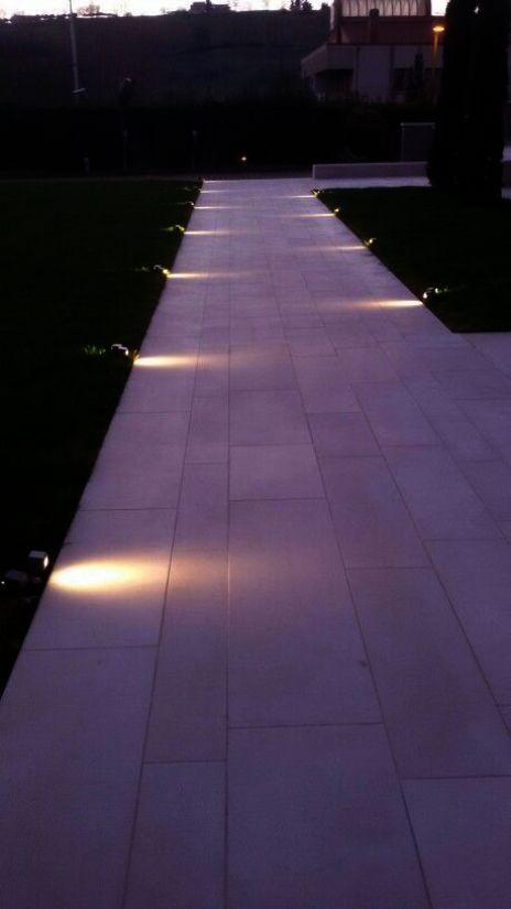 Cast Landscape Lighting Fixtures Till