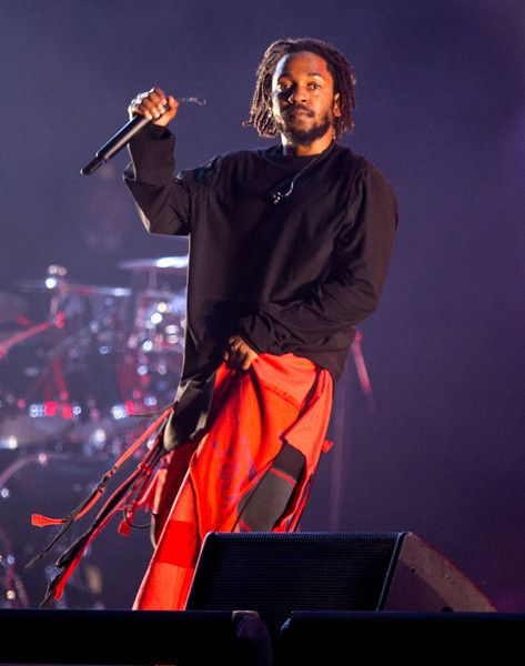 Kendrick Lamar Photos Photos Lollapalooza Argentina 2019 Day 3