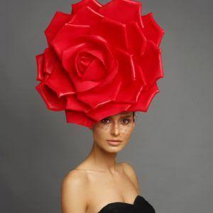 Feather Fascinator Cocktail Hat Linen Net Headwear Hair C