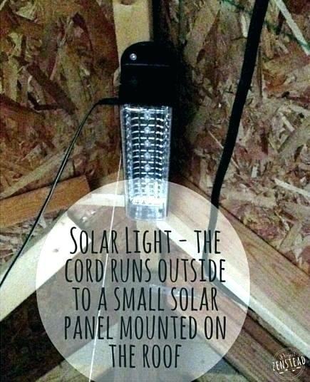 Solar Heat Lamp Solar Heat Lamp Solar Heating For Chicken Coop Solar Heat Lamp For Chicken Coop Chicken Coop S Chicken Coop Small Solar Panels Diy Chicken Coop