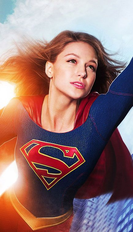 Movie Wallpapers HD and Widescreen | Melissa Benoist Supergirl Movie wallpaper w…