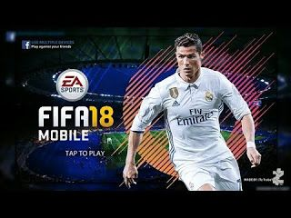 Download free direct FIFA 18 Mobile Soccer is a Sports game