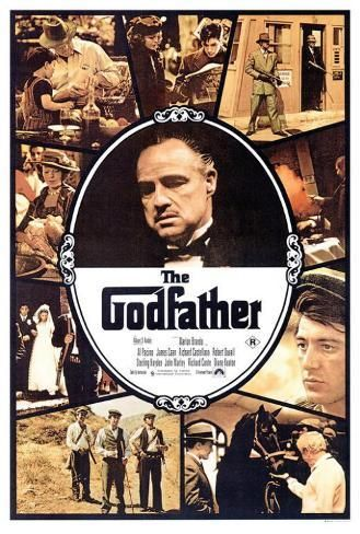 Poster: The Godfather, 40x27in.