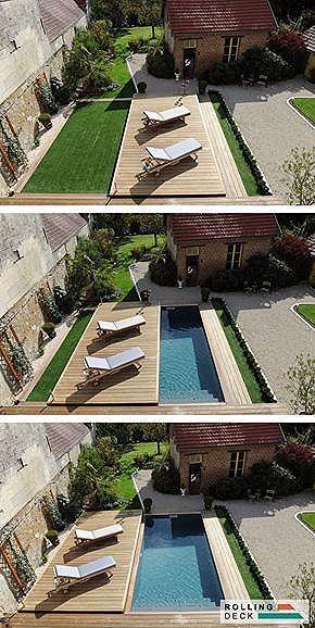 Coole Versandbehalter Schwimmbader Ideen Kleine Pools Decking Und Schwimmb Beste Garten D Small Backyard Landscaping Backyard Landscaping Backyard Pool