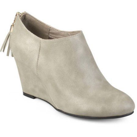 women's wedge ankle boots 5.5