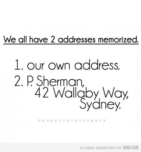 2 addresses memorized. So true.