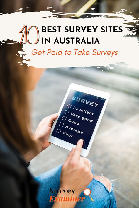 Get Paid with These Survey Sites in Australia