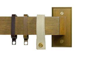 1 Straight Curtain Rods Curtain Hardware Flat Iron