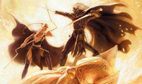 R.A. Salvatore on How to Write a Damn Good Fight Scene