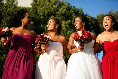 Chris Samuels Monique Cox Married Washington Dc Wedding