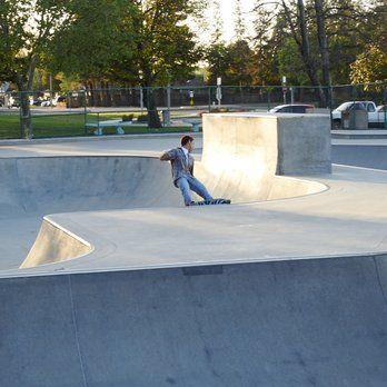Exterior Skate Park