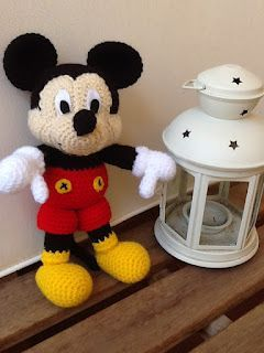 Mini And Mickey Mouse (Disney) Free Pattern   Projekte   320x240