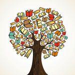 Education Concept Arbre Livres Images Libres De Droits