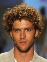 Locken Frisuren Männer Mittellanges Haar Locken Frisuren