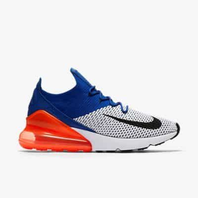 uk availability 34189 ce185 Nike Air Max 270 Flyknit Black   Nike Air Max 270   Nike air max, Nike und Air  max 270
