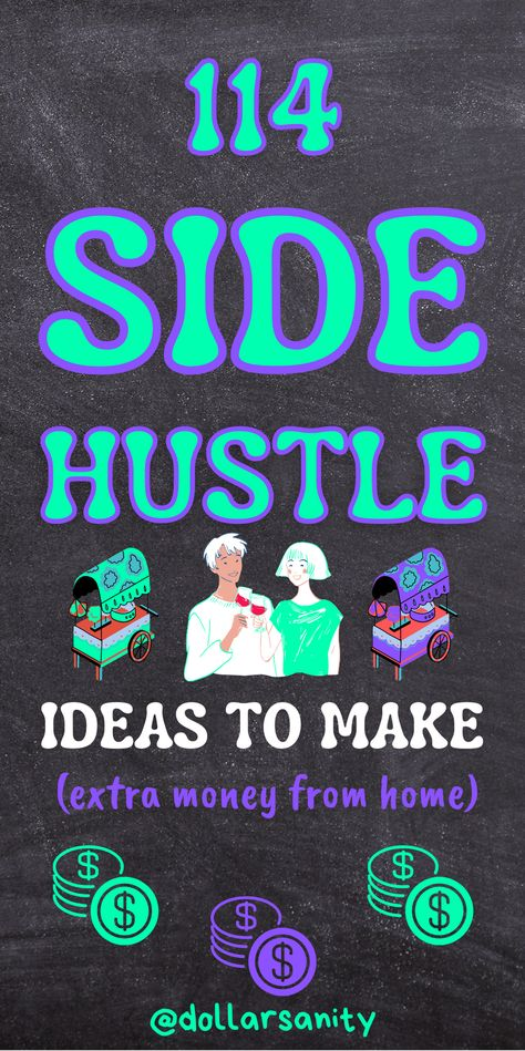 114 Best Side Hustle Ideas to Make $5,000 per Month or More