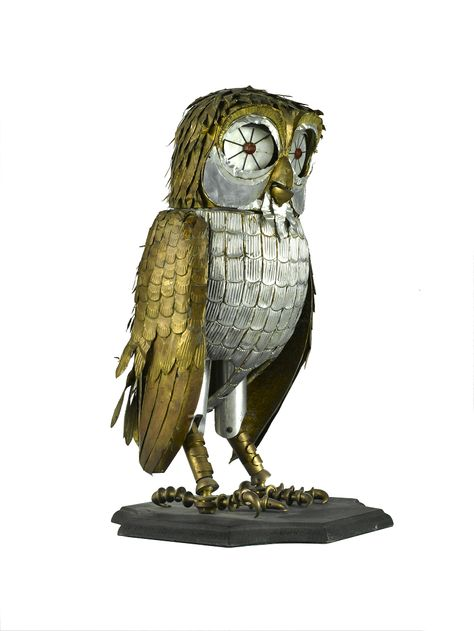 Figurines Of Wondrous Power Serpentine Owl Clash Of The Titans