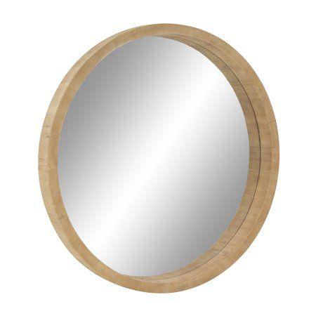 D Round Bathroom Vanity Mirror, 40 Round Mirror