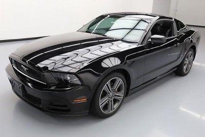Ebay Ford Mustang V6 Premium 2dr Fastback 2014 V6 Premium 2dr Fastback Used 3 7l V6 24v Manual Rwd Coupe Fordmustang Ford Coches