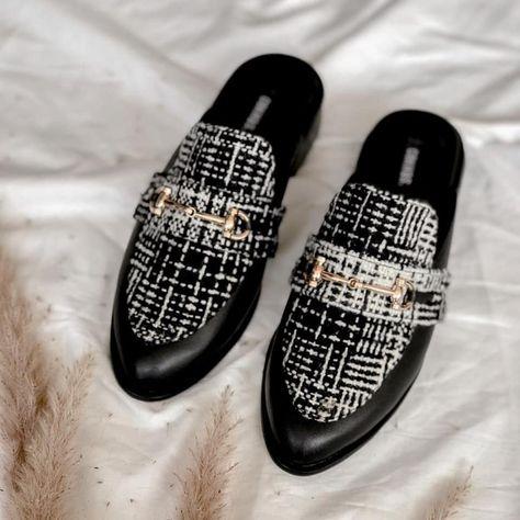 Muls Sandal Bile Bile Ready 36 40 Premium Wol Dan Synthetic
