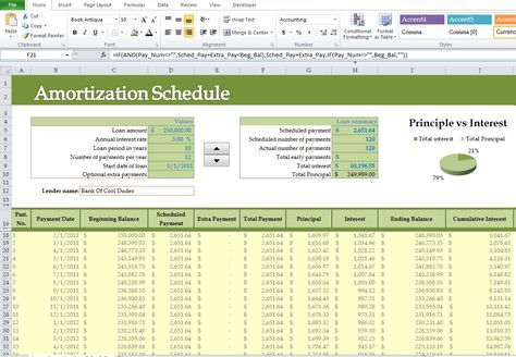 Amortization Schedule Excel Want to update your expertise? You can - amortization table in excel