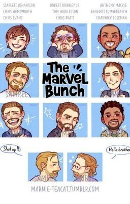 Avengers x Reader Truth or Dare