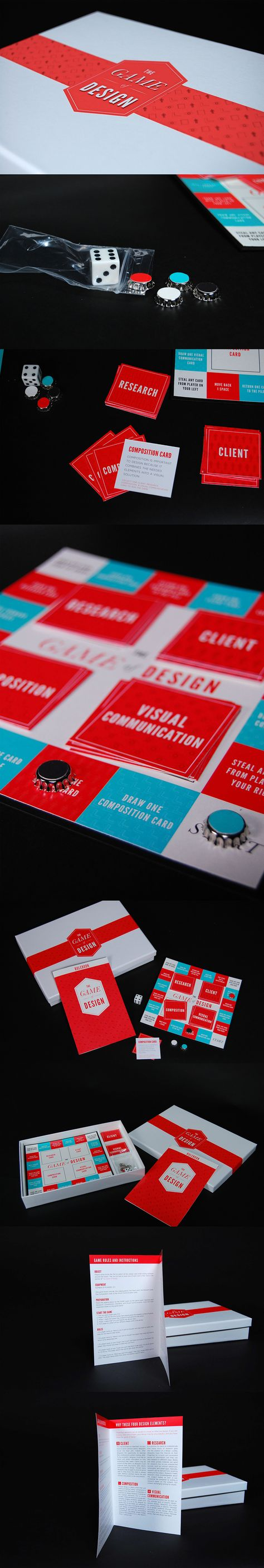 The Game of Design