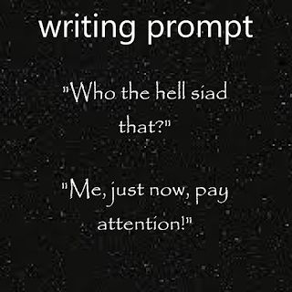 Writing Prompts 201-210