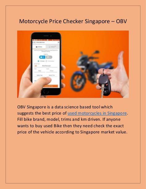 Obv Singapore Is A Data Science Based Tool Which Suggests The Best