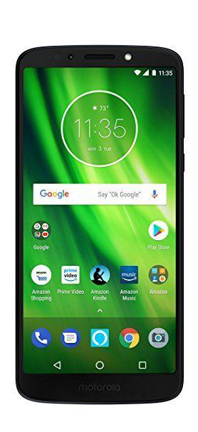 Moto G6 Play – 32 GB – Unlocked (at&T/Sprint/T-Mobile/Verizon