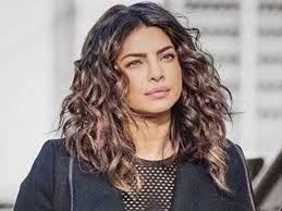 Bollywood Celebrity Priyanka Chopra Hairstyles Haircuts Hair Styles Curly Hair Styles Hairstyles Haircuts