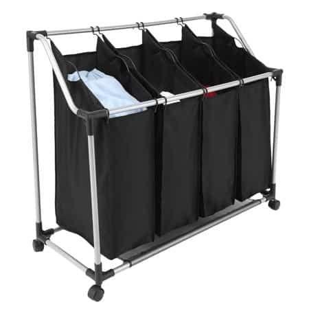 Top 9 Best Laundry Cart Sorters In 2020 Laundry Hamper Laundry