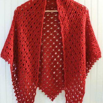 crochet shawl pattern (2 of 6)